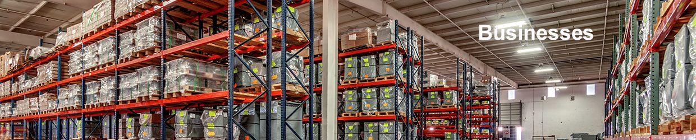 Jefferson warehouse